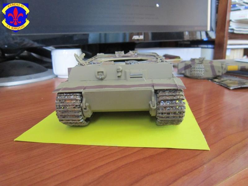 SD.KFZ.181 Tigre I de Tamiya au 1/35 par Pascal 72 4017