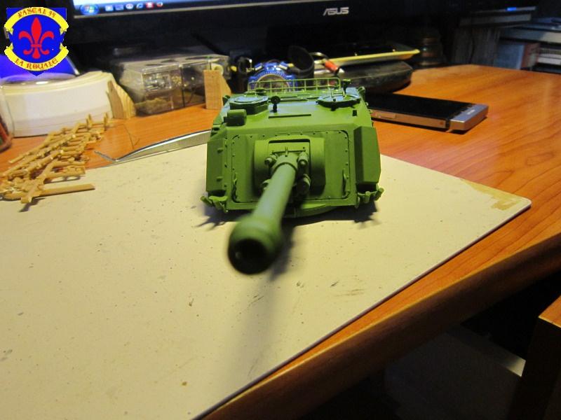 AMX 30 AUF1 au 1/35 d'Heller par Pascal 72 4020
