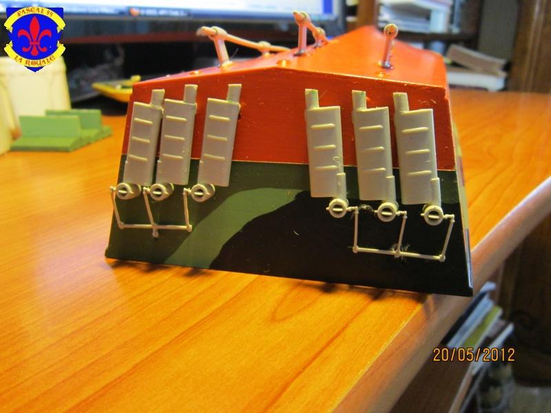 Elco 80 Torbedo boat par Pascal 72 Italeri au 1/35 4112