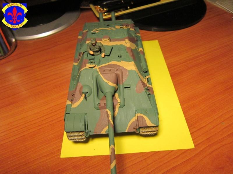 Jagdpanther Sd Kfz 173 par Pascal 72 4118