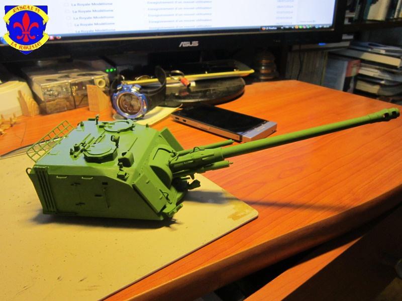 AMX 30 AUF1 au 1/35 d'Heller par Pascal 72 4119