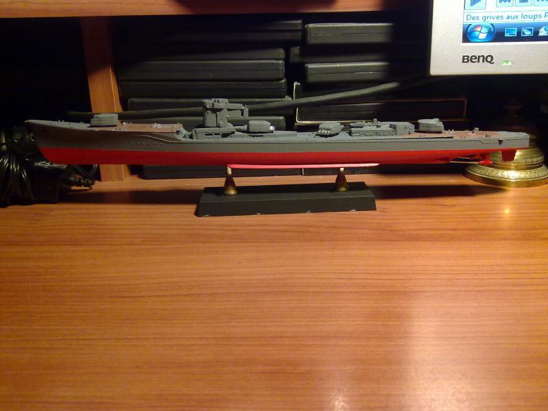 Destroyer Yukikaze par Pascal 72 au 1/350 de Hasagawa 415