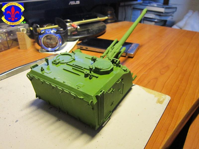 AMX 30 AUF1 au 1/35 d'Heller par Pascal 72 4219