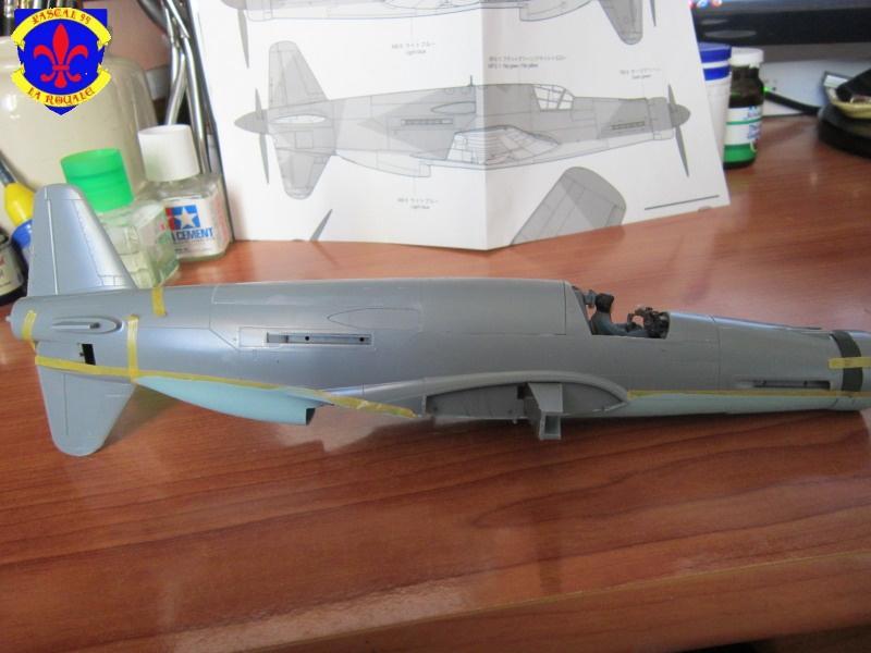 Dornier 335 A PFEIL de Tamiya au 1/48 par Pascal 72 4220