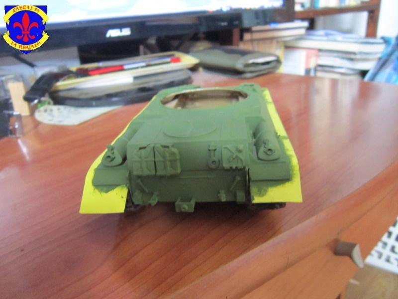 AMX 30 AUF1 au 1/35 d'Heller par Pascal 72 4319