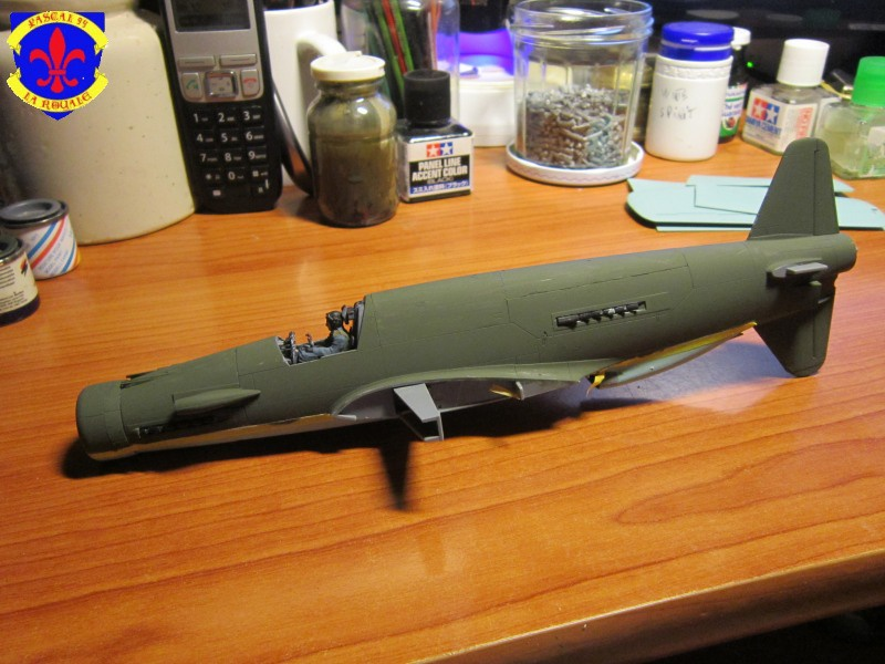Dornier 335 A PFEIL de Tamiya au 1/48 par Pascal 72 4320