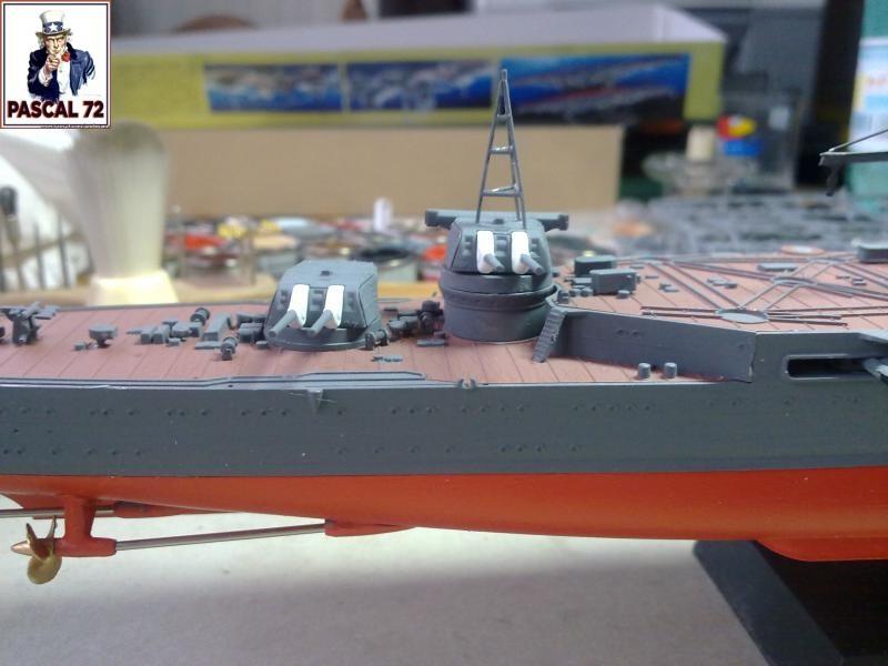 Croiseur lourd MOGAMI au 1/350 de Tamiya par pascal 72 43_110