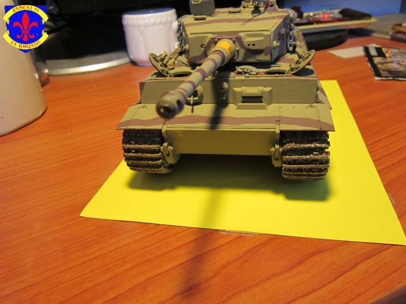 SD.KFZ.181 Tigre I de Tamiya au 1/35 par Pascal 72 4416
