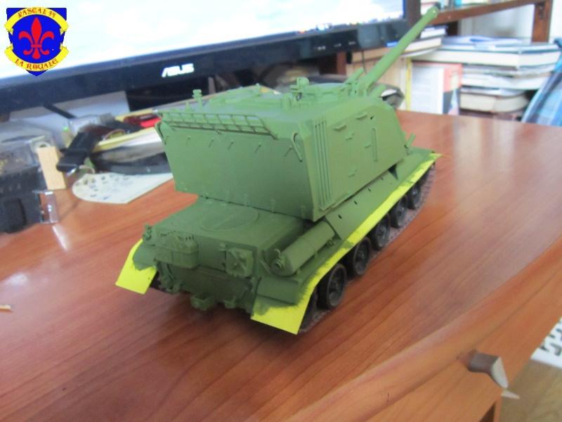 AMX 30 AUF1 au 1/35 d'Heller par Pascal 72 4420