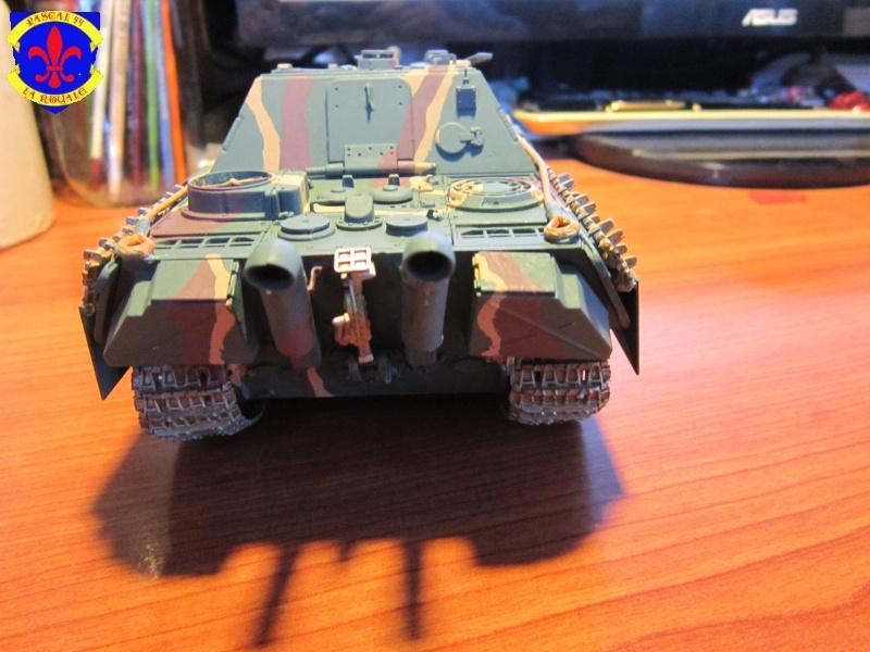 Jagdpanther Sd Kfz 173 par Pascal 72 4518