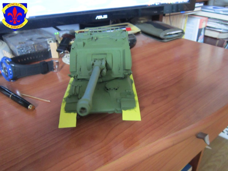 AMX 30 AUF1 au 1/35 d'Heller par Pascal 72 4519