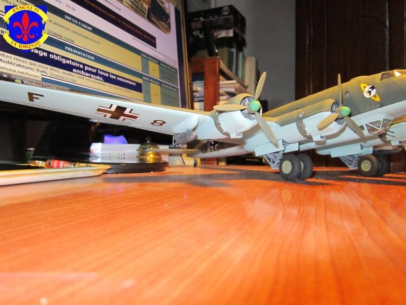 """FW200C-4 """"Condor"""" par Pascal 72 de Trumpeter au 1/48 4612"""