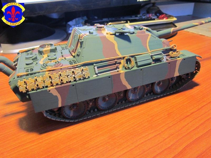 Jagdpanther Sd Kfz 173 par Pascal 72 4617