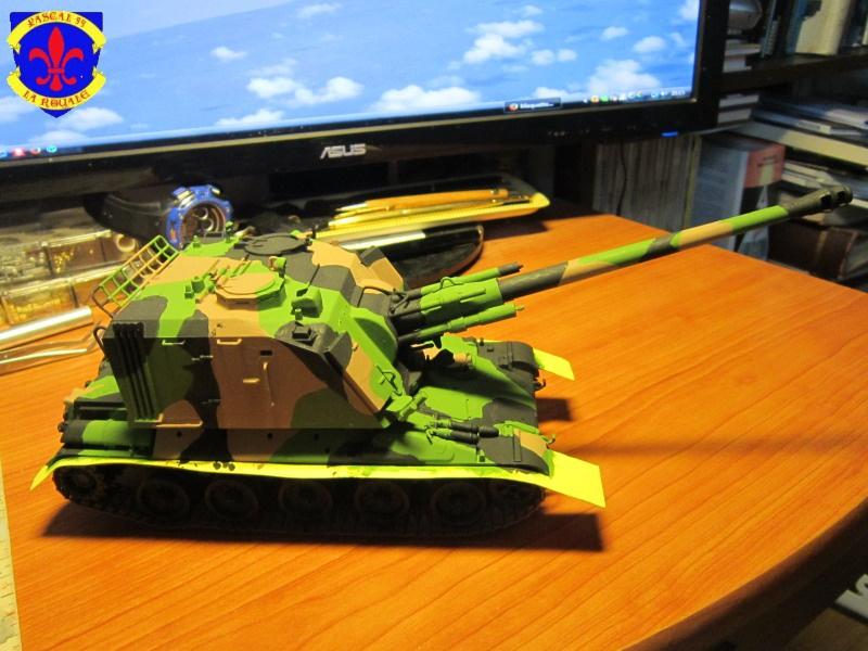 AMX 30 AUF1 au 1/35 d'Heller par Pascal 72 4618