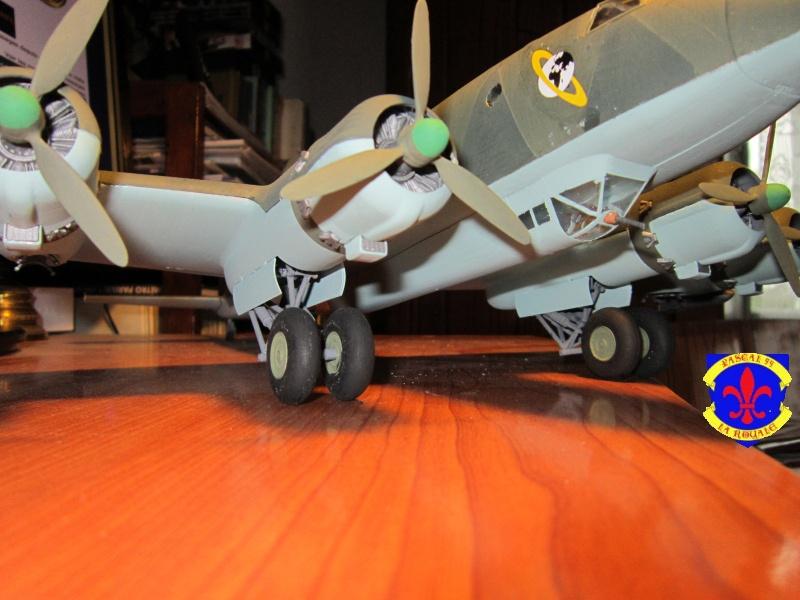"""FW200C-4 """"Condor"""" par Pascal 72 de Trumpeter au 1/48 4712"""