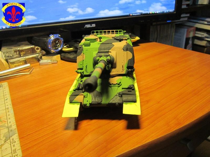 AMX 30 AUF1 au 1/35 d'Heller par Pascal 72 4718