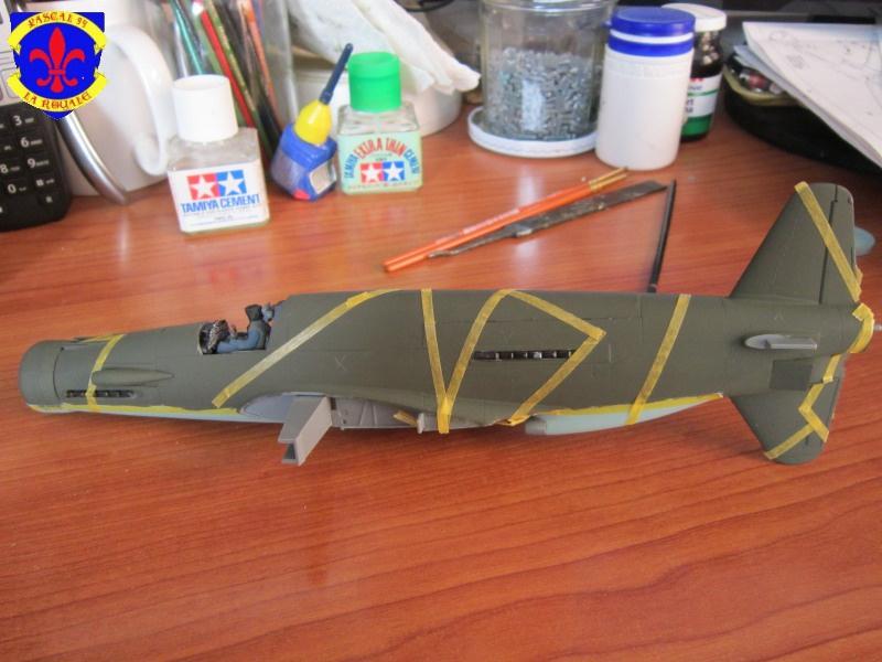 Dornier 335 A PFEIL de Tamiya au 1/48 par Pascal 72 4719