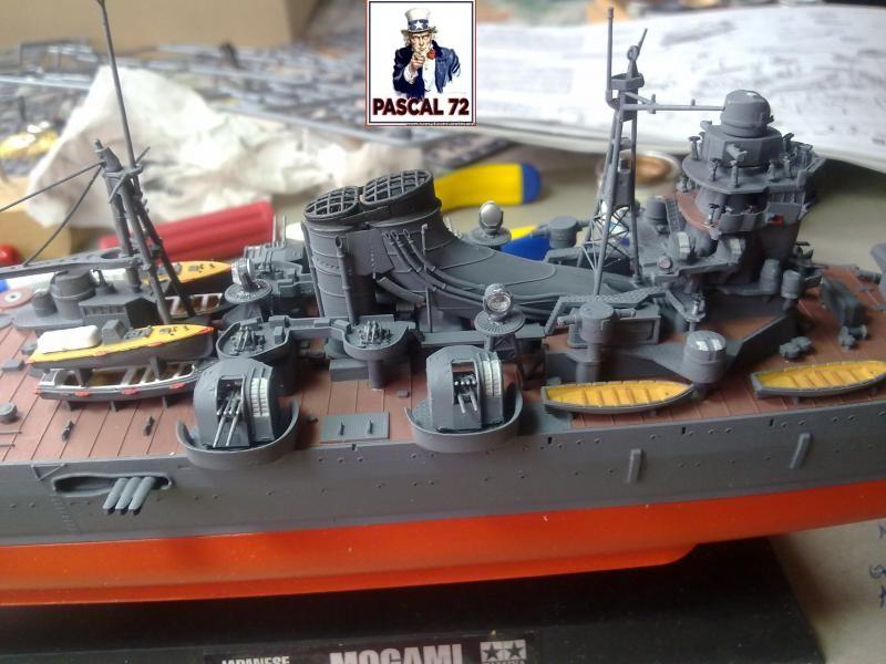 Croiseur lourd MOGAMI au 1/350 de Tamiya par pascal 72 47_110