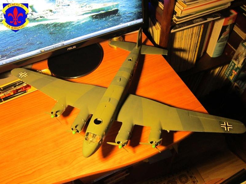 """FW200C-4 """"Condor"""" par Pascal 72 de Trumpeter au 1/48 4812"""