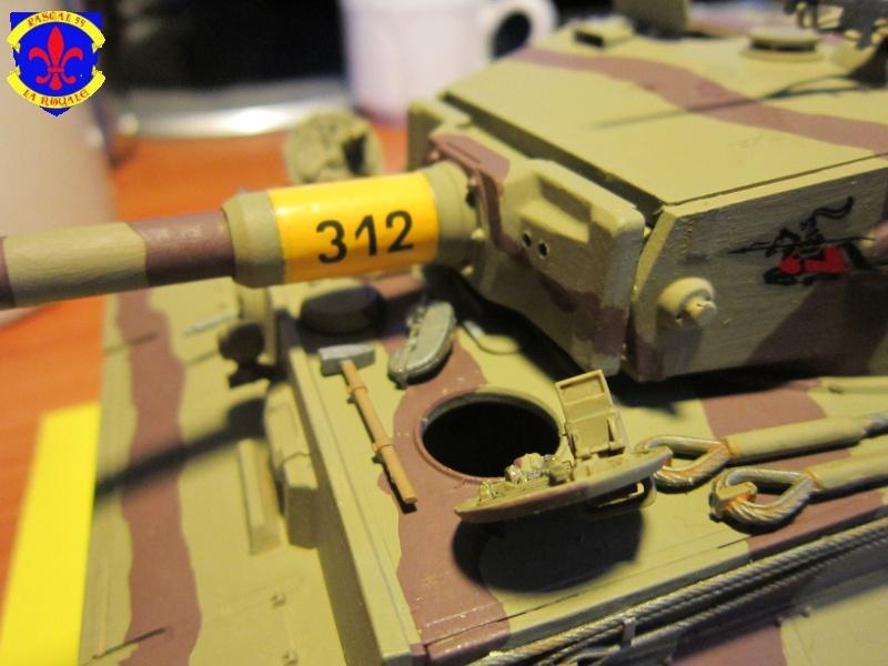 SD.KFZ.181 Tigre I de Tamiya au 1/35 par Pascal 72 4814