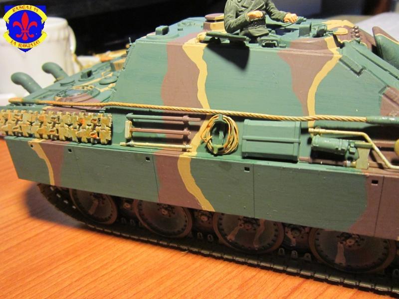 Jagdpanther Sd Kfz 173 par Pascal 72 4817