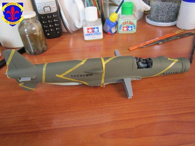 Dornier 335 A PFEIL de Tamiya au 1/48 par Pascal 72 4819