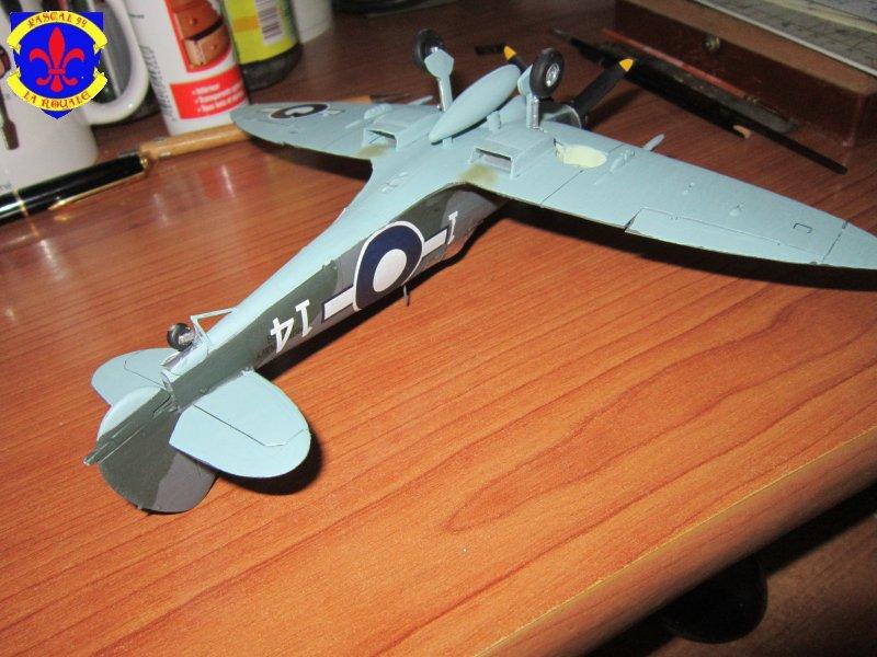 Supermarine Seafire F MK. XV de Revell au 1/48 par Pascal 94 - Page 5 4840_110