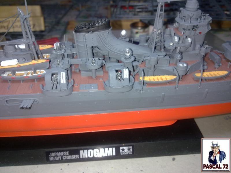 Croiseur lourd MOGAMI au 1/350 de Tamiya par pascal 72 48_110