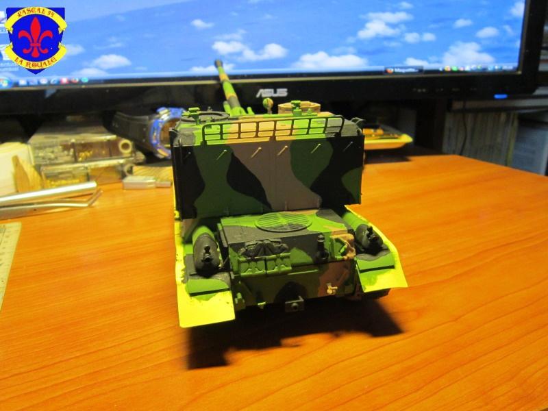AMX 30 AUF1 au 1/35 d'Heller par Pascal 72 4918