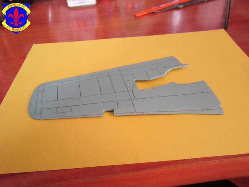 Dornier 335 A PFEIL de Tamiya au 1/48 par Pascal 72 4919