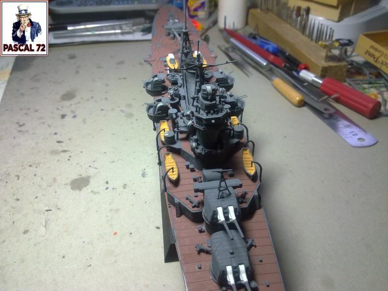 Croiseur lourd MOGAMI au 1/350 de Tamiya par pascal 72 49_110