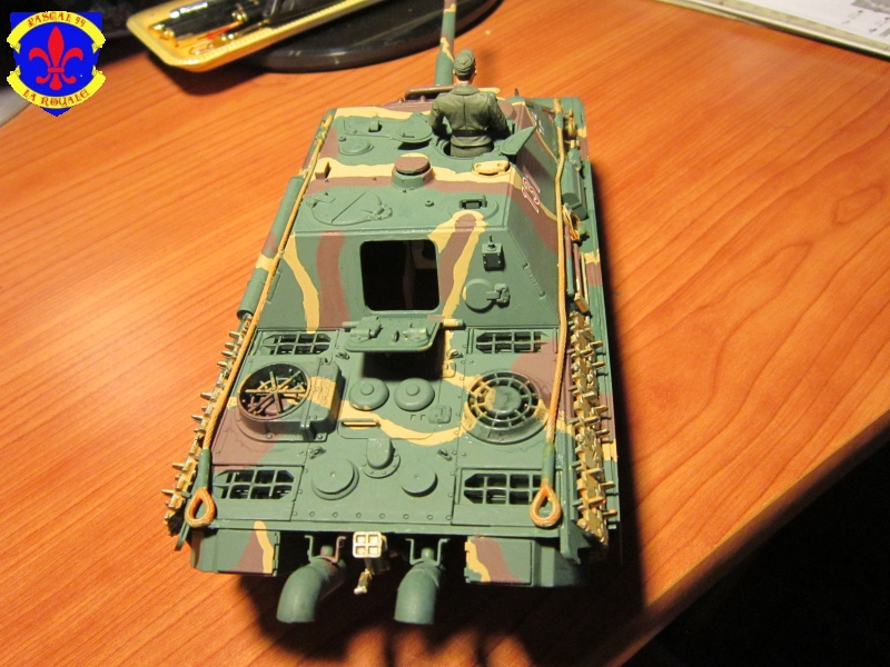 Jagdpanther Sd Kfz 173 par Pascal 72 5117