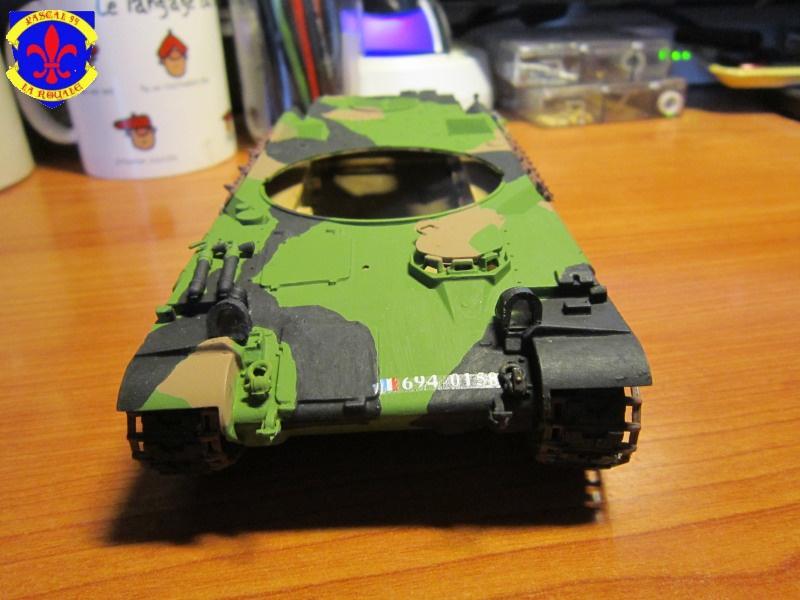 AMX 30 AUF1 au 1/35 d'Heller par Pascal 72 5118