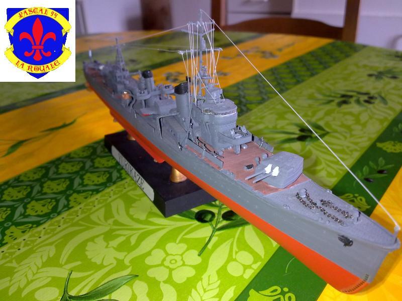 "Yukikaze ""opération Ten-Go 1945""  513"