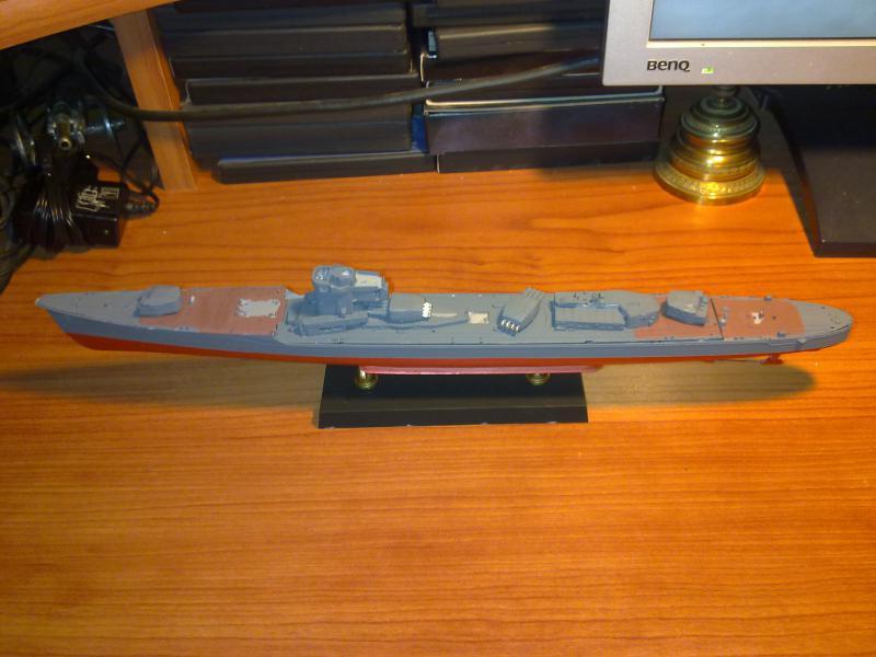 Destroyer Yukikaze par Pascal 72 au 1/350 de Hasagawa 515