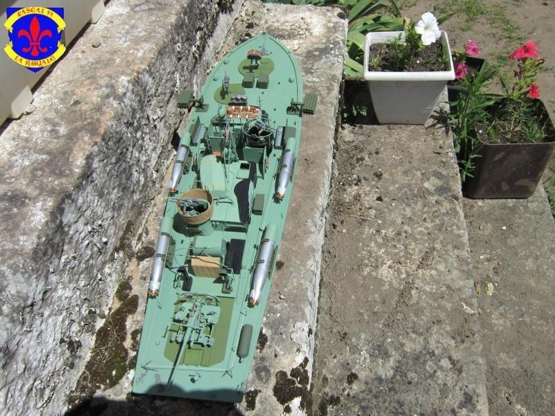 Elco 80 Torbedo boat par Pascal 72 Italeri au 1/35 519