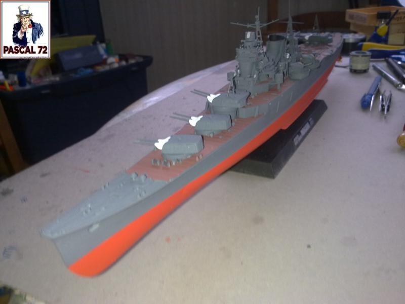 Croiseur lourd MOGAMI au 1/350 de Tamiya par pascal 72 51_110