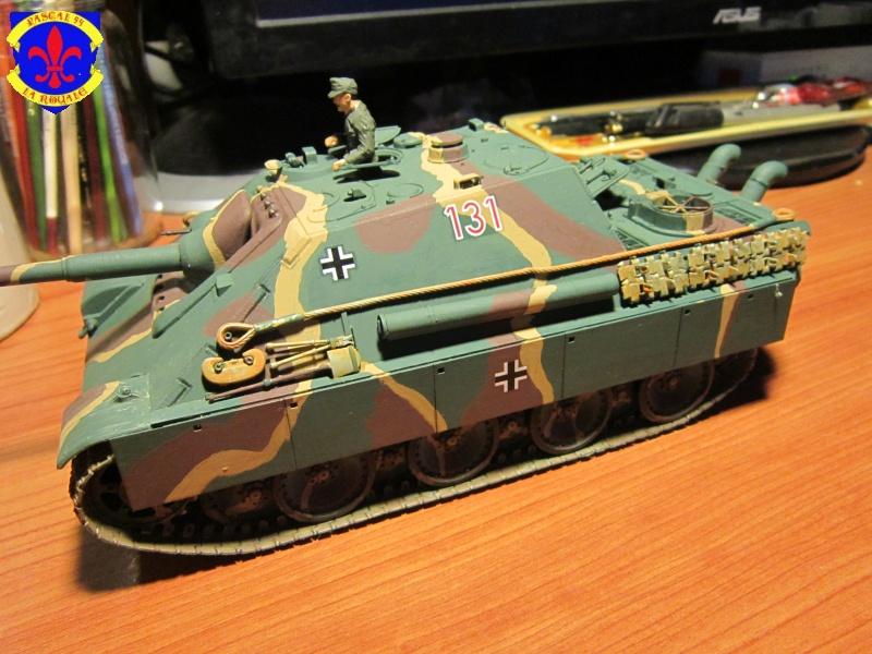 Jagdpanther Sd Kfz 173 par Pascal 72 5217