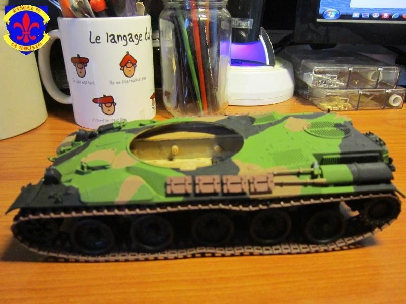 AMX 30 AUF1 au 1/35 d'Heller par Pascal 72 5218