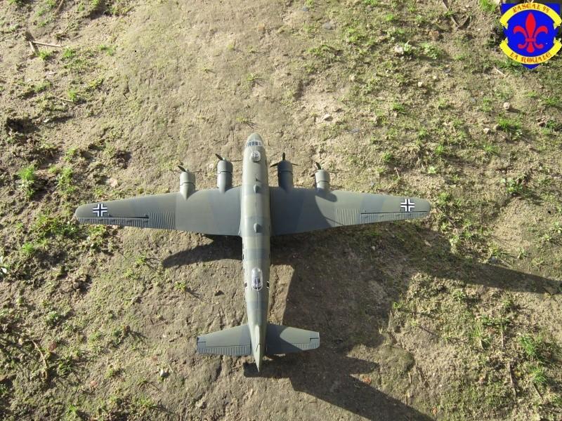 """FW200C-4 """"Condor"""" par Pascal 72 de Trumpeter au 1/48 523"""