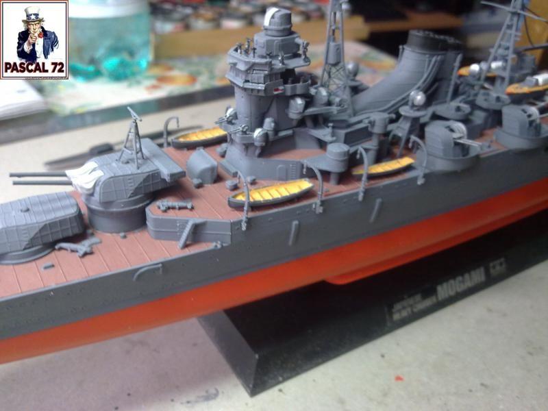 Croiseur lourd MOGAMI au 1/350 de Tamiya par pascal 72 52_110