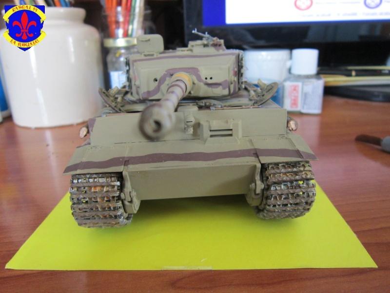 SD.KFZ.181 Tigre I de Tamiya au 1/35 par Pascal 72 5314