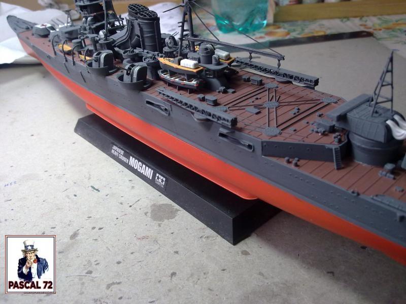 Croiseur lourd MOGAMI au 1/350 de Tamiya par pascal 72 53_110