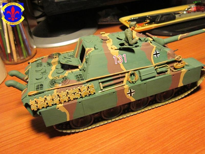 Jagdpanther Sd Kfz 173 par Pascal 72 5417