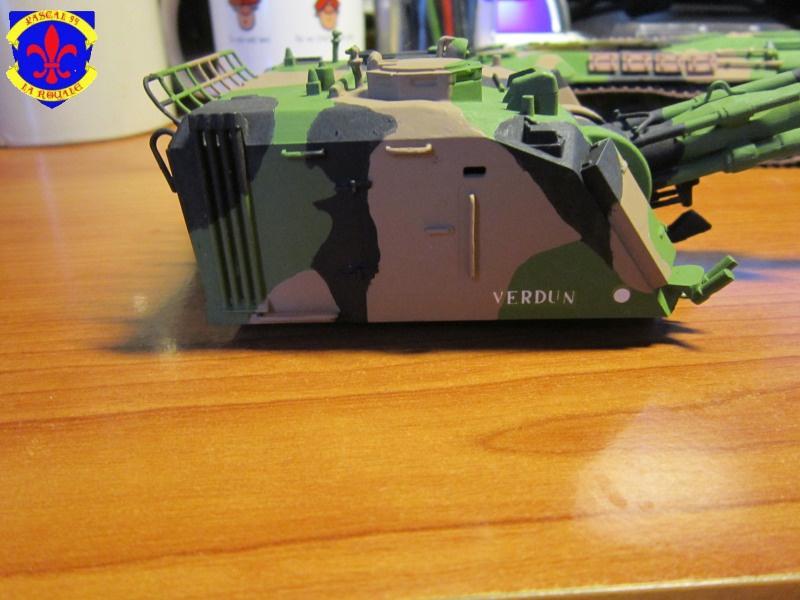 AMX 30 AUF1 au 1/35 d'Heller par Pascal 72 5418