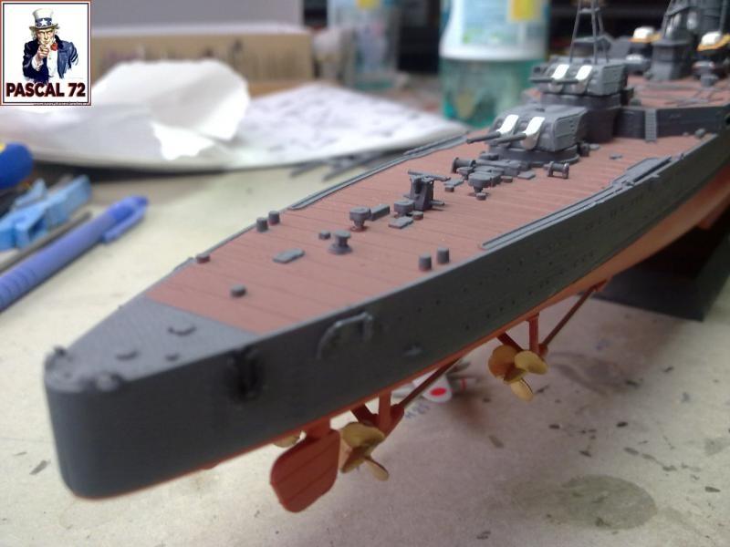 Croiseur lourd MOGAMI au 1/350 de Tamiya par pascal 72 54_110