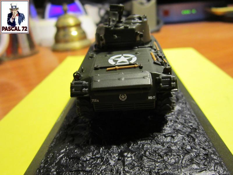 Char Sherman M4A3 du 756 bataillon 553