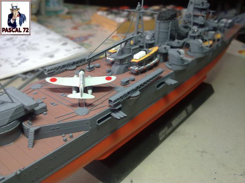 Croiseur lourd MOGAMI au 1/350 de Tamiya par pascal 72 55_110