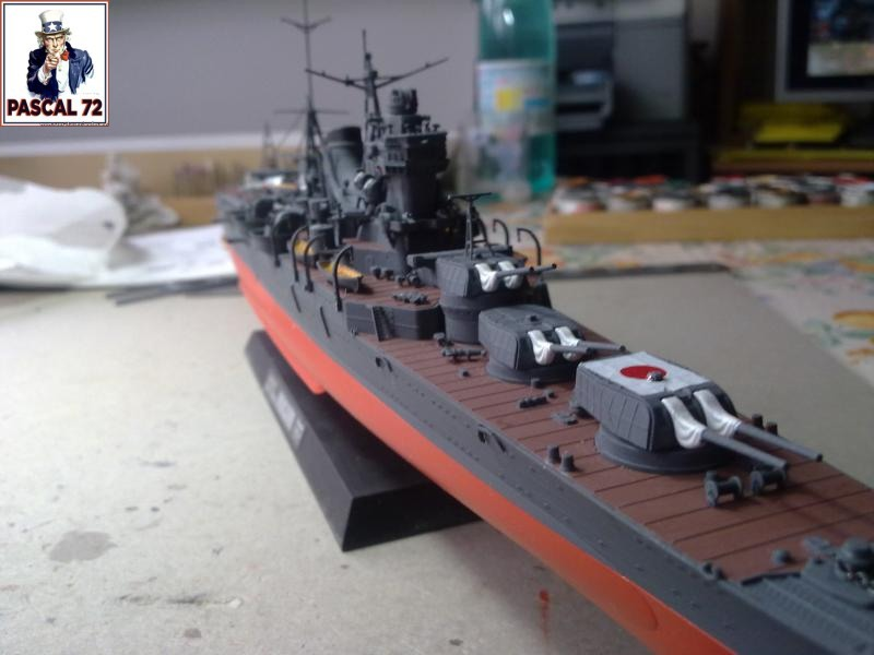 Croiseur lourd MOGAMI au 1/350 de Tamiya par pascal 72 56_110