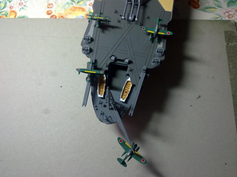 Cuirassé Yamato par Pascal 72 de Tamiya au 1/350 5710